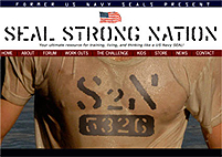 SEAL Strong Nation web site